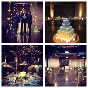 Same sex weddings in chicago by liven it up events