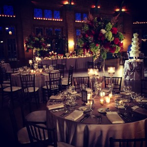 Cafe Brauer Wedding by Liven It Up Events